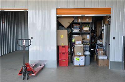 location Box - facilité d'accès pour votre stockage